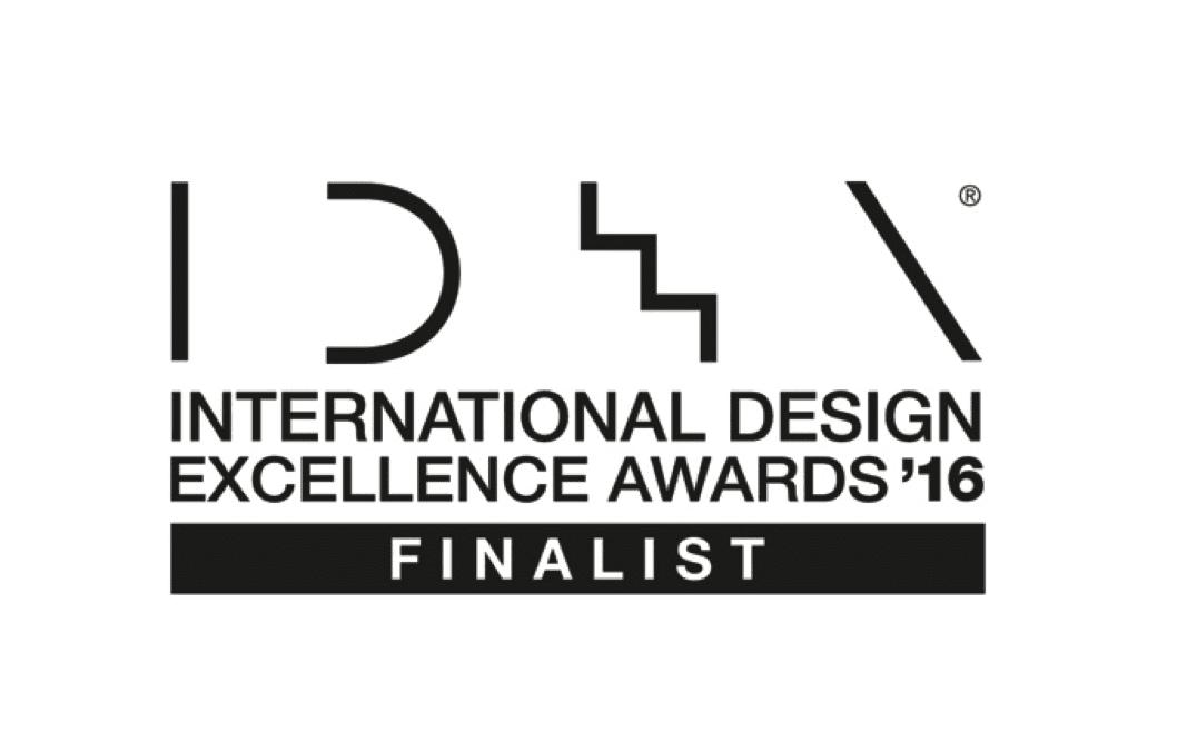 Obi is an International Design Excellence Awards Finalist!